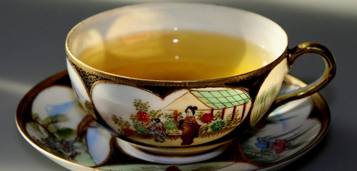 Чайный фарфор
