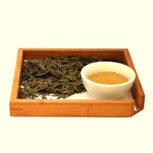 """Лунцзин"" - ""Колодец дракона"" (Супер) Чай китайский зеленый байховый"