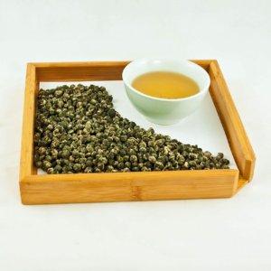 Чай зеленый жасминовый скрученный