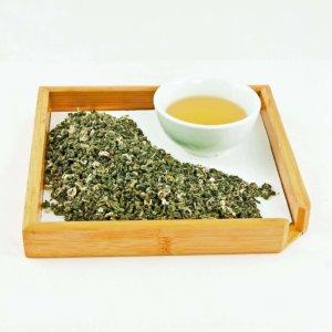 """""""Нежные завитки"""" Чай китайский зеленый байховый скрученный"""