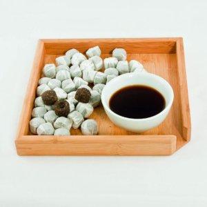 """""""Пуэр мини туо ча шу"""" чай китайский черный прессованный пуэр порционными """"гнездышками"""""""