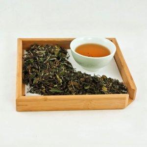 """""""Белый пион"""" Чай китайский зеленый (белый) байховый крупнолистовой"""