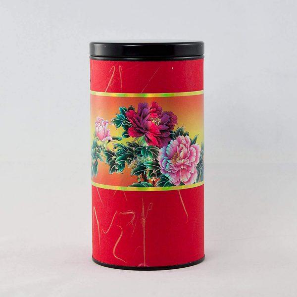 """""""Тегуаньинь Ван"""" в тубусе Чай китайский улун (оолонг) байховый в картонном тубусе 150 г"""
