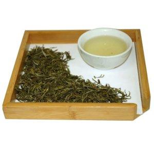 """Хуаншань маофэн"" Чай китайский зеленый байховый крупнолистовой"