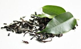 Чайное производство в Индонезии