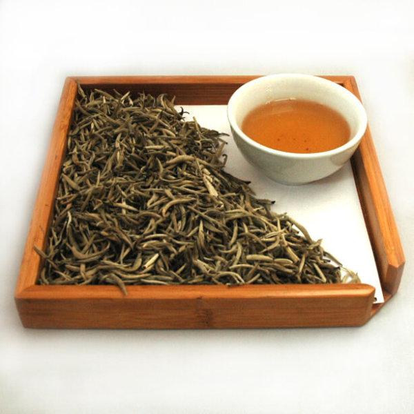 """""""Байхао ичжэнь"""" Чай китайский зеленый байховый крупнолистовой"""