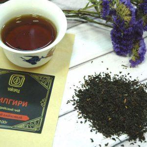 """""""Нилгири"""" Чай индийский черный байховый"""