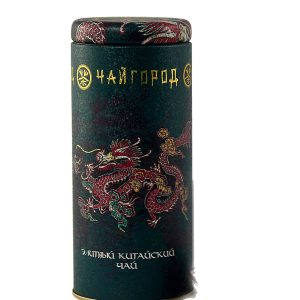 """Хуаншань маофэн"" Чай китайский зеленый байховый в банке 100 г"