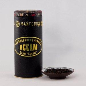 """""""Ассам"""" Чай индийский черный байховый 100 г"""