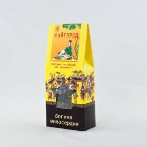 """""""Богиня Милосердия"""" чай китайский улун (оолонг) байховый в картонной упаковке"""