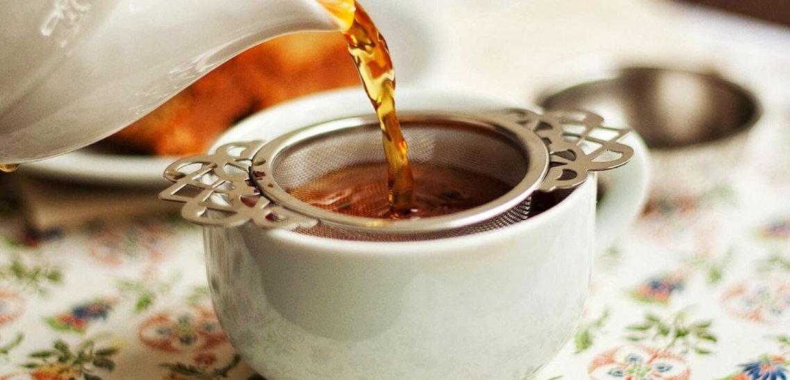 Чай способствует снижению веса