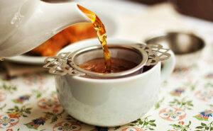 чай для похудени