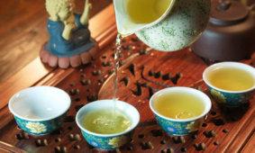 Зеленый чай снижает риск развития рака молочной железы.