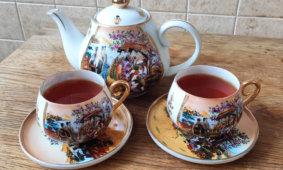Завариваем кенийский черный байховый чай
