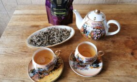 Белый чай Байхао Иньчжэнь