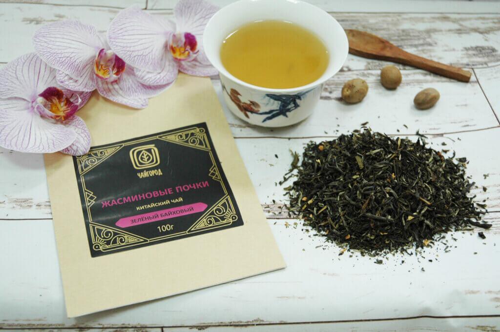Правильный жасминовый чай