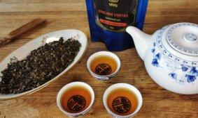 Завариваем чай КРАСНАЯ УЛИТКА